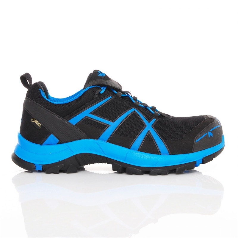 HAIX Sicherheitsschuh Black Eagle Safety 40 Low blackblue