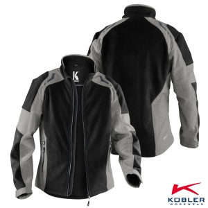 "Produktbild ""Fleece/Softshell Jacke """