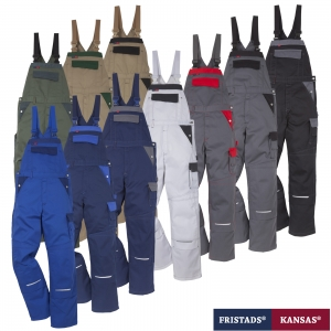 "Produktbild ""Kansas® Icon Two Latzhose 1009 LUXE