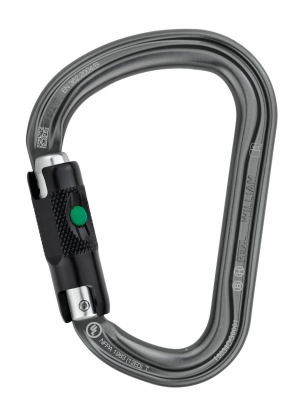 "Produktbild ""Petzl Karabiner WILLIAM Ball-Lock"""