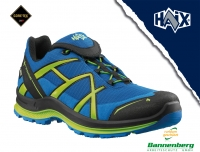 Produktbild: HAIX Black Eagle Adventure 2.0 low/blue-citrus/gtx