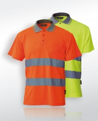 Produktbild: Polo-Shirt CoolPass EN471